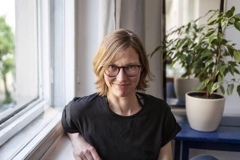 Angela Beyer von www.webseitenliebe.de